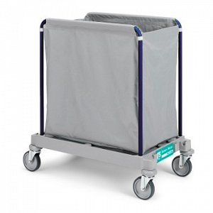 Green Hotel 915 Housekeeping Trolley System