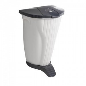 50L Wall-Up Hygiene Pedal Bin