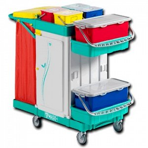Magic Safety 700s Healthcare Trolley System