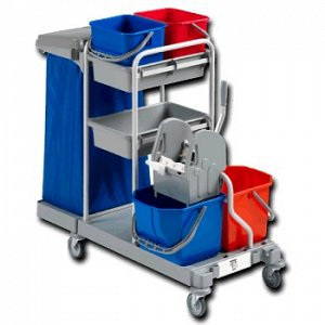 750 Large Mopping Trolley