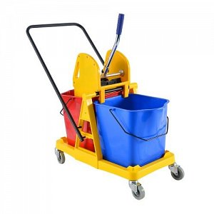 Double Bucket Mopping 20l