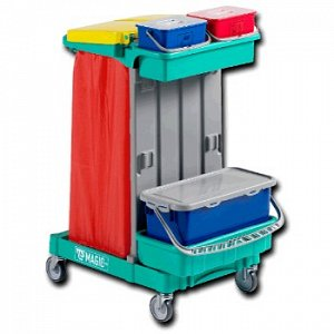 Magic Safety 710B Healthcare Trolley System
